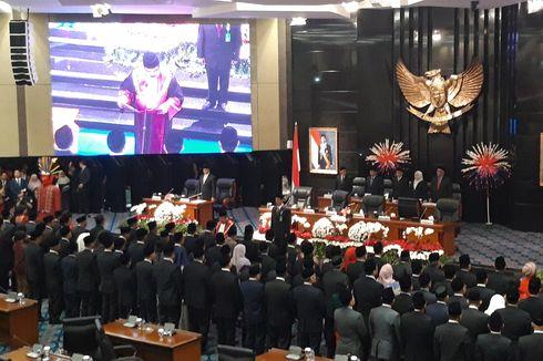 106 Anggota DPRD DKI Jakarta Resmi Dilantik
