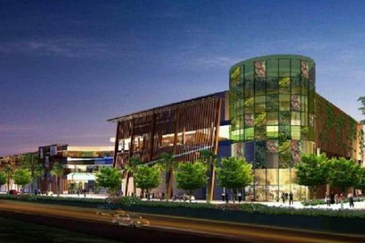 Bale Kota Mall berada di lokasi premium Kota Tangerang.