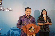 Pemprov Bali Mulai Fokus Tangani Transmisi Lokal Covid-19