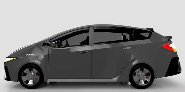 Mobil listrik Daruna