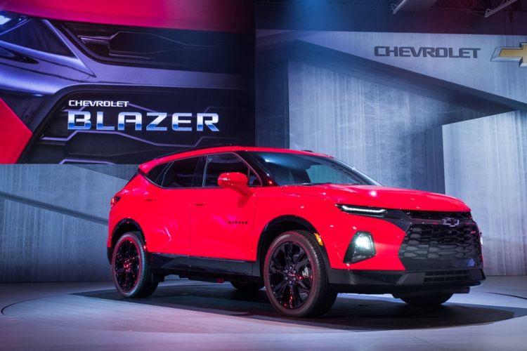 4000 Koleksi Gambar Mobil Opel Blazer Terbaik