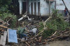 Banjir Bandang di Garut, Puluhan Kapal Nelayan Hilang dan Rusak