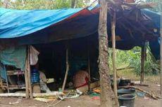 Kisah Pilu Keluarga Suriadi, 4 Tahun Tinggal di Gubuk Terpal Tengah Kebun dan Tak Pernah Dapat Bantuan