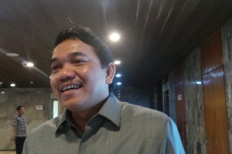 Ketua DPP Partai Demokrat Achsanul Qosasi