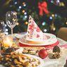 5 Ide Dekorasi Meja Makan di Hari Natal