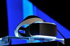 Sony Resmi Rilis Perangkat Virtual Reality