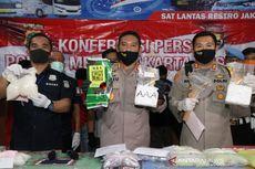 Ungkap Dua Kasus, Polres Jakpus Sita 11 Kg Sabu dan 30.000 Butir Ekstasi
