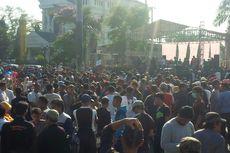 Orasi Politik Warnai Jalan Sehat Haornas di Solo