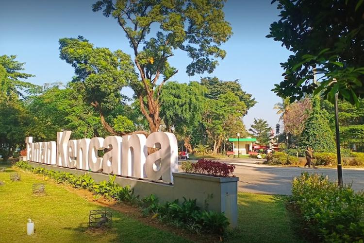 Taman Kencana, Bogor