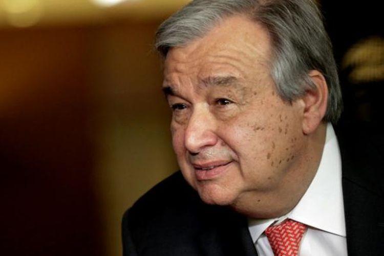 Sekjen PBB Antonio Guterres.