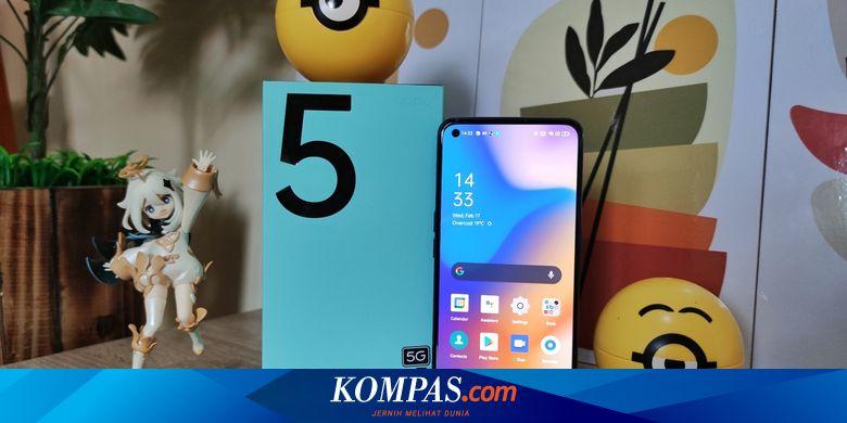 Oppo Bersiap Rilis Reno5 Edisi Khusus di Indonesia