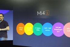 Xiaomi Resmi Luncurkan Mi 4i