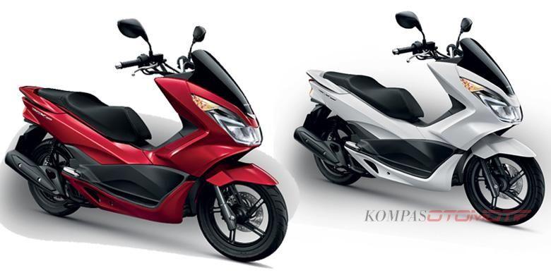 Generasi baru PCX150 siap diperkenalkan di Indonesia.