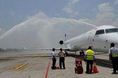 Gubernur: Garuda Kaji Rute Padang-Singapura