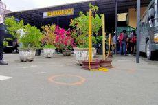Polisi Selidiki Jenis Bahan Peledak yang Digunakan Pelaku Bom Bunuh Diri di Medan