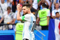 Sebutan Dewa untuk Lionel Messi Dianggap Terlalu Berlebihan