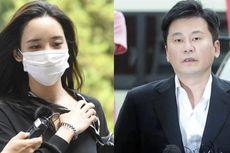 Penuhi Panggilan Kejaksaan, Han Seo Hee Tak Banyak Komentar
