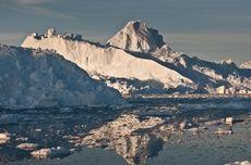 8 Miliar Ton Es di Greenland Mencair Per Hari akibat Gelombang Panas