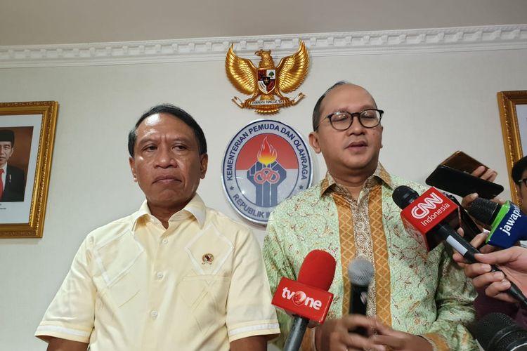 CdM Indonesia Pastikan 5 Cabor Ini Lolos Olimpiade Tokyo 2020 (KOMPAS.com/FARAHDILLA PUSPA )