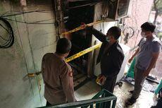 Polisi Selidiki Kebakaran yang Hanguskan Satu Unit Hunian di Lantai 3 Rusun Klender