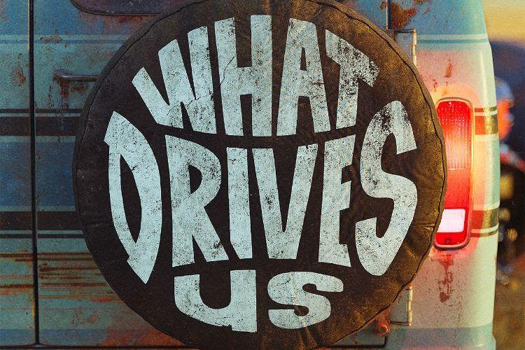 Poster dokumenter What Drives Us
