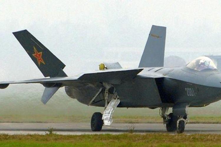 Pesawat tempur buatan China, J-20