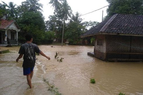 Banjir Bandang Cianjur, Puluhan Hektare Lahan Pertanian Terancam Gagal Panen