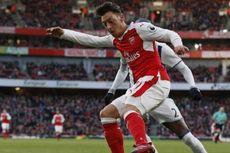Mesut Oezil: Prioritas Saya adalah Bertahan di Arsenal