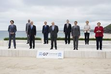 G7 Bahas Agenda Lawan Pengaruh China
