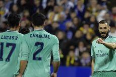 Real Madrid Vs Real Sociedad, Zidane Sebut Los Blancos Hadapi Tim Hebat