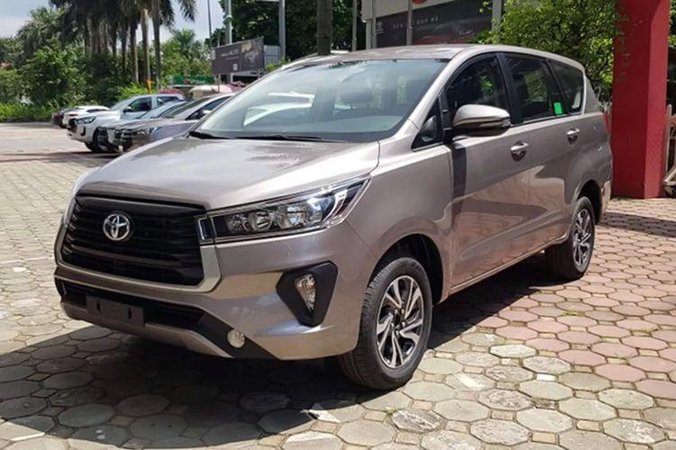 Tampilan Toyota Kijang Innova terbaru yang meluncur di Vietnam