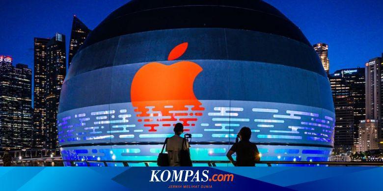 Apple Jadi Pabrikan Smartphone Terbesar di Dunia - Tekno Kompas.com