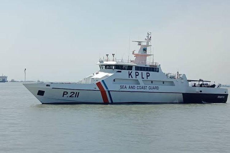 Kapal Patroli KPLP RI