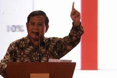 Prabowo Anggap Kontrak Politik Gerindra dan PDI-P Tak Penting