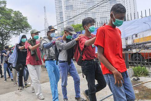 Halau Demonstran, Polisi Temukan Obat Terlarang hingga Pelajar yang Reaktif di Bekasi