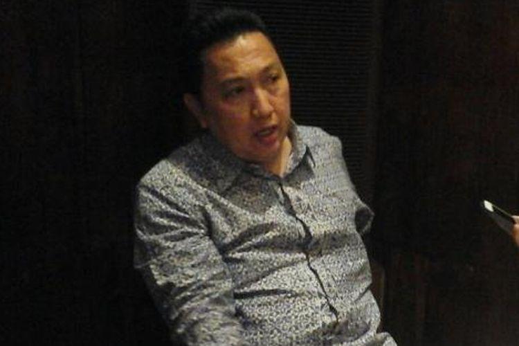 Direktur Utama PT Adaro Energy Tbk, Garibaldi Thohir