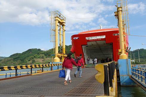 Jelang Larangan Mudik, Pelabuhan Lembar Lombok Barat Terpantau Sepi Pemudik, Ternyata...