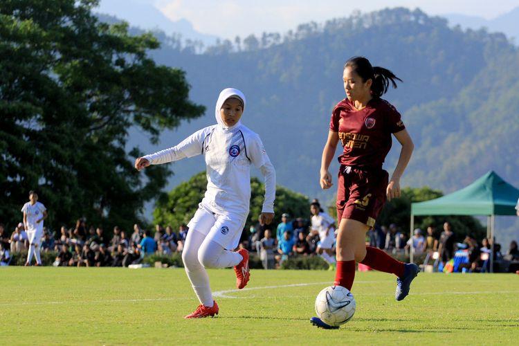 Tim Liga 1 2019 Putri PSM Makassar (merah)