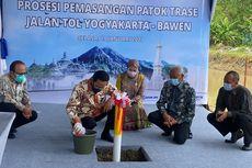 Pembangunan Tol Yogyakarta-Bawen Agustus 2021