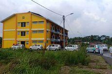 10 Ambulans Konvoi Lagi Bawa 40 Santri Positif Corona di Tasikmalaya, Rusunawa Penuh