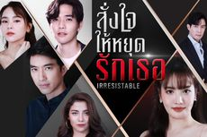 Sinopsis Irresistible, Drama Thailand Terbaru Lee Thanat di Viu