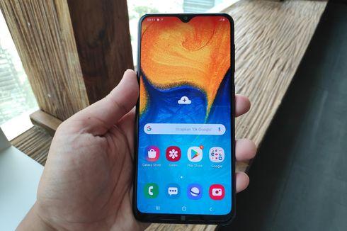 Spesifikasi Samsung Galaxy A20, Kamera Ultra Wide dan Baterai 4.000 mAH