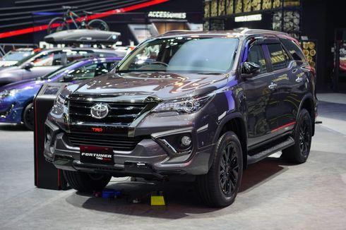 Kabar Fortuner Hybrid Meluncur 2022, Diproduksi Toyota Indonesia?