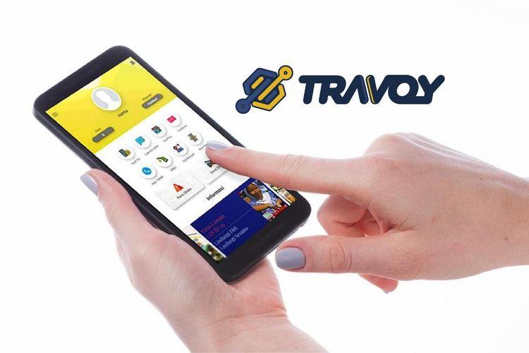 Apliasi Travoy.