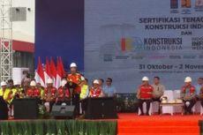 Jokowi Tegaskan, Infrastruktur adalah Sarana Menyatukan Bangsa