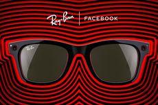 Bos Facebook Pamer Video Hasil Rekaman Kacamata Pintar Ray-Ban Stories