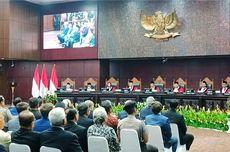 Gelar Sidang Khusus, MK Laporkan Pengujian Undang-undang hingga Sengketa Pemilu
