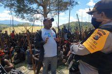 Bentrokan 2 Kampung di Jayawijaya Papua, 16 Orang Terluka