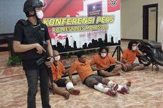 Komplotan Ini Rampok 11 Rumah Kos di Makassar, 2 Mahasiswi Diperkosa, 2 Pelaku Ditembak Polisi