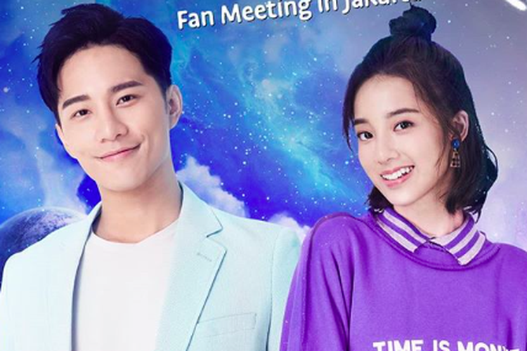 Bintang Drama My Girlfriend is an Alien Bakal Datang Ke Indonesia